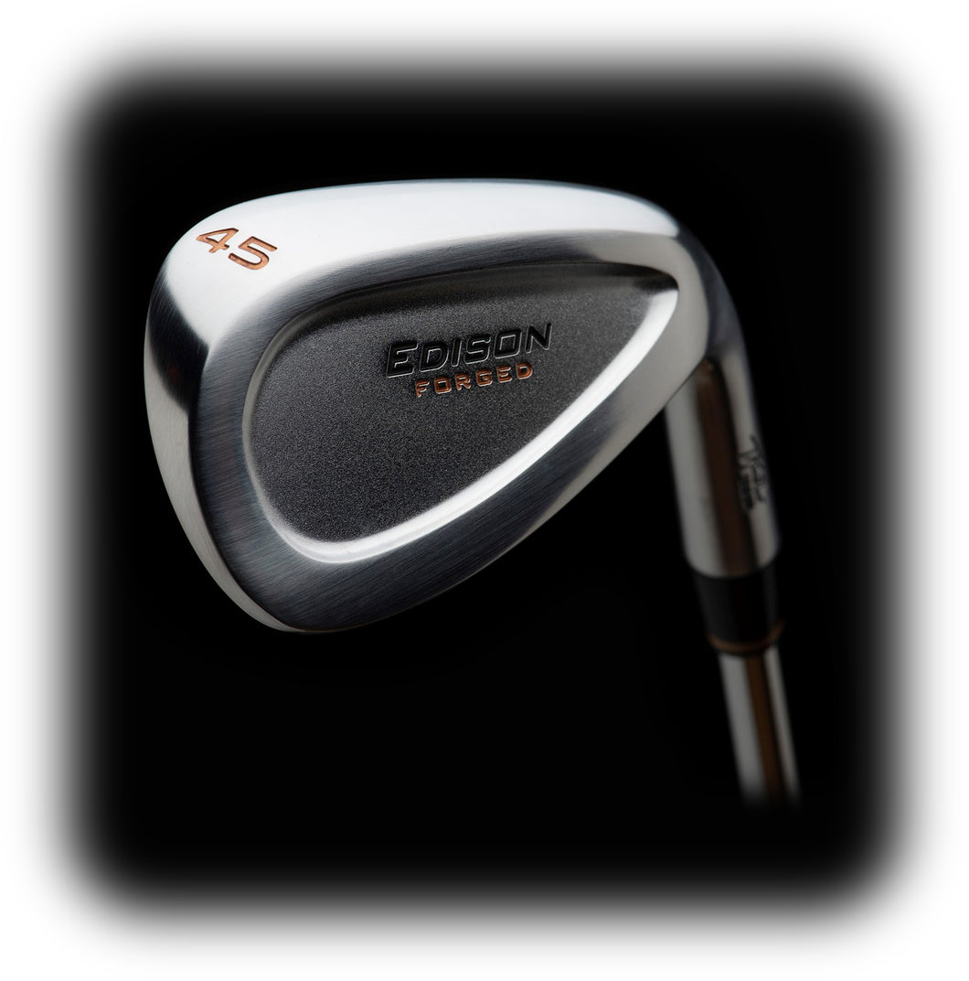 Heads Only - Edison Forged Pitching Wedges - 45 to 48 degrees