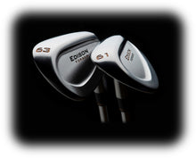 Load image into Gallery viewer, Heads Only - Edison Forged Lob Wedges - 61 to 64 degrees