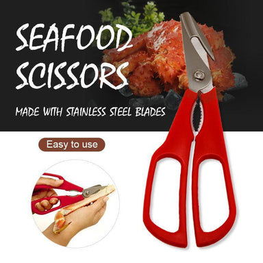 Seafood Scissors - planetshopper.net
