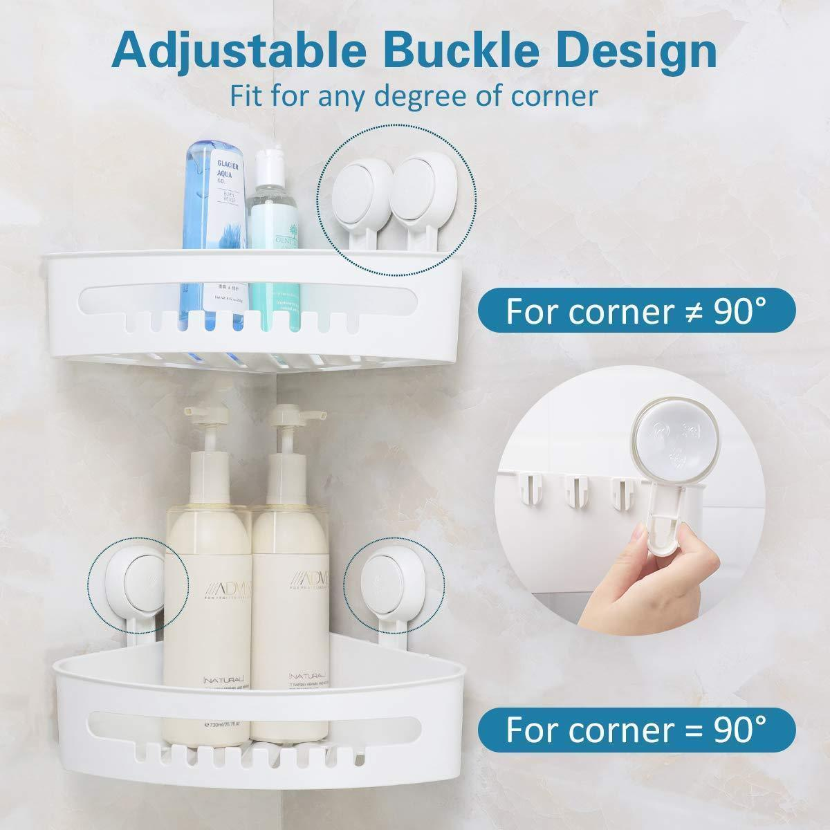 Bathroom Shower Shelf Storage - planetshopper.net