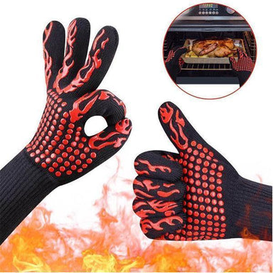 High-Temperature Resistant Gloves - planetshopper.net