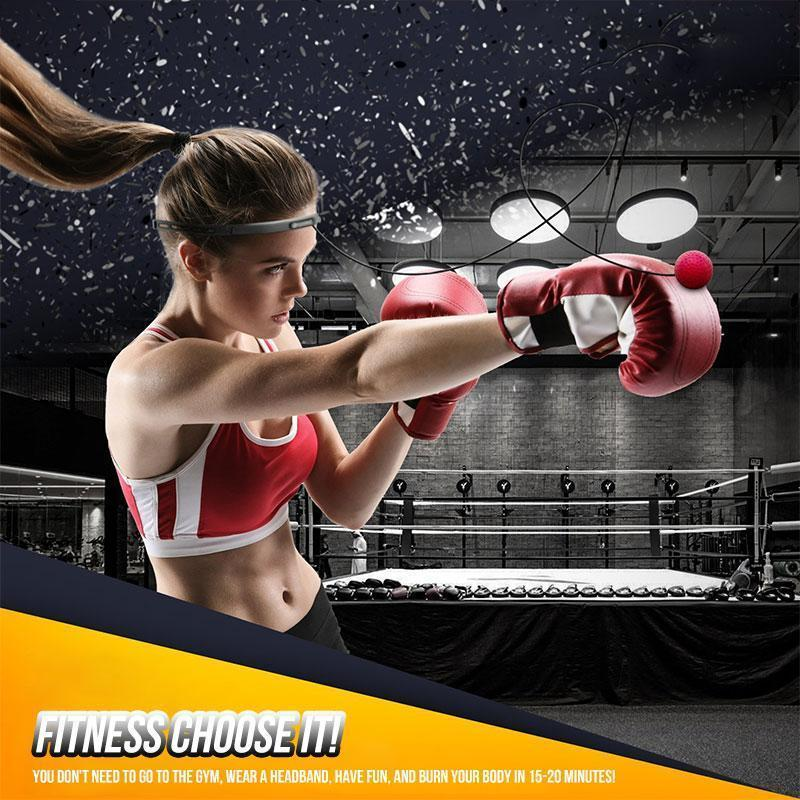 ActivPulse™  Boxing Reflex Ball