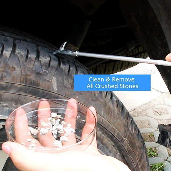 Tire Cleaning Removing Stone Hooks - planetshopper.net