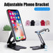 Adjustable Phone And Tablet Holder - planetshopper.net