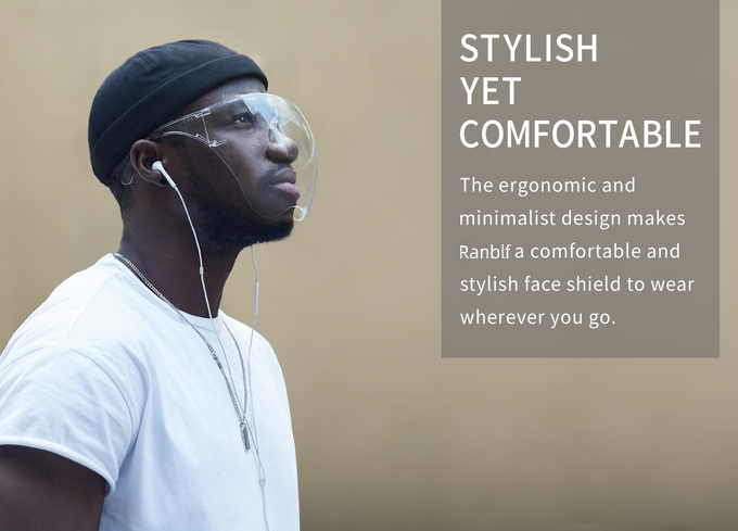 Premium Face Cover Designed for Fashion and Comfort