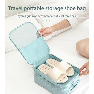 Portable Shoes Storage Bag - planetshopper.net