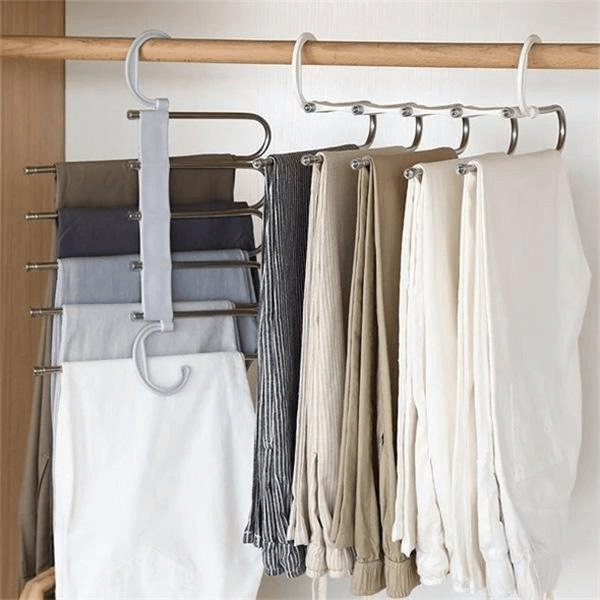 Multi-functional Pants Rack(Last Day promotion 50% OFF)
