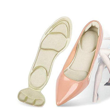 2 In 1 Soft Massage Anti-pain High Heel Pad - planetshopper.net