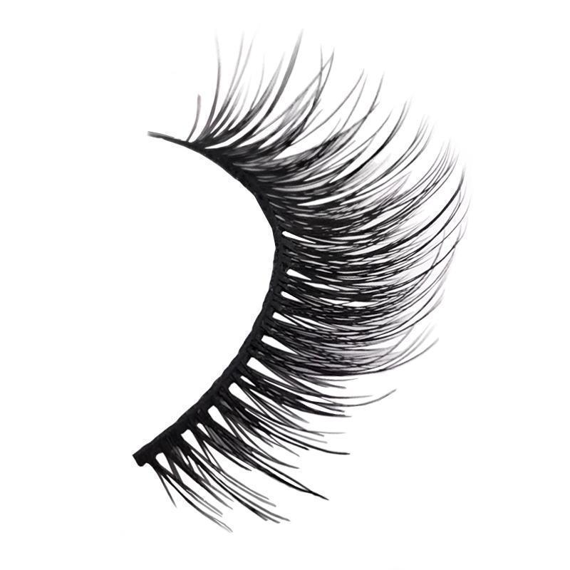 3 pairs 3D mink lashes extensions - Size 13mm - planetshopper.net