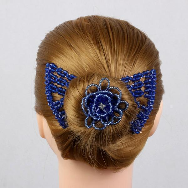 Magic Elastic Hair Comb (2 Pcs) - planetshopper.net