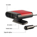 Portable 12V Car Heater - planetshopper.net