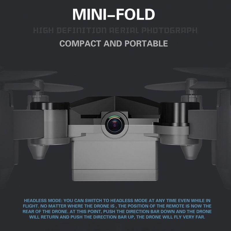 Mini Folding Unmanned Aerial Vehicle - planetshopper.net