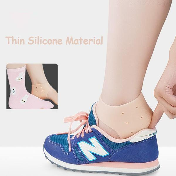 Foot Skin Care Gel Heel Socks - planetshopper.net