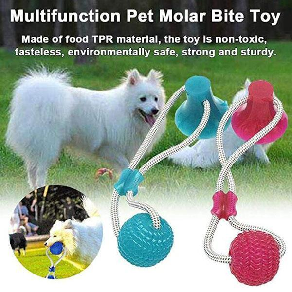 Multifunction Pet Molar Toy