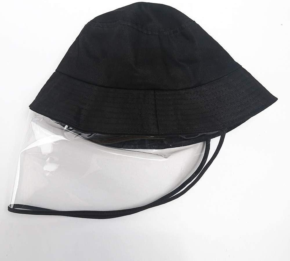 NEW 2020 HD Transparent Shield Hat - Reusable - planetshopper.net