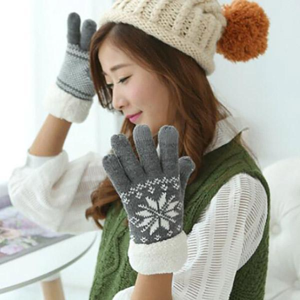 Warm Touchscreen Gloves - planetshopper.net