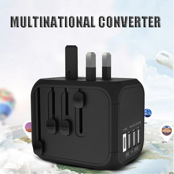 Multinational Converter