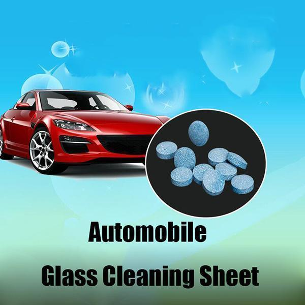Automobile Glass Cleaning Sheet - planetshopper.net