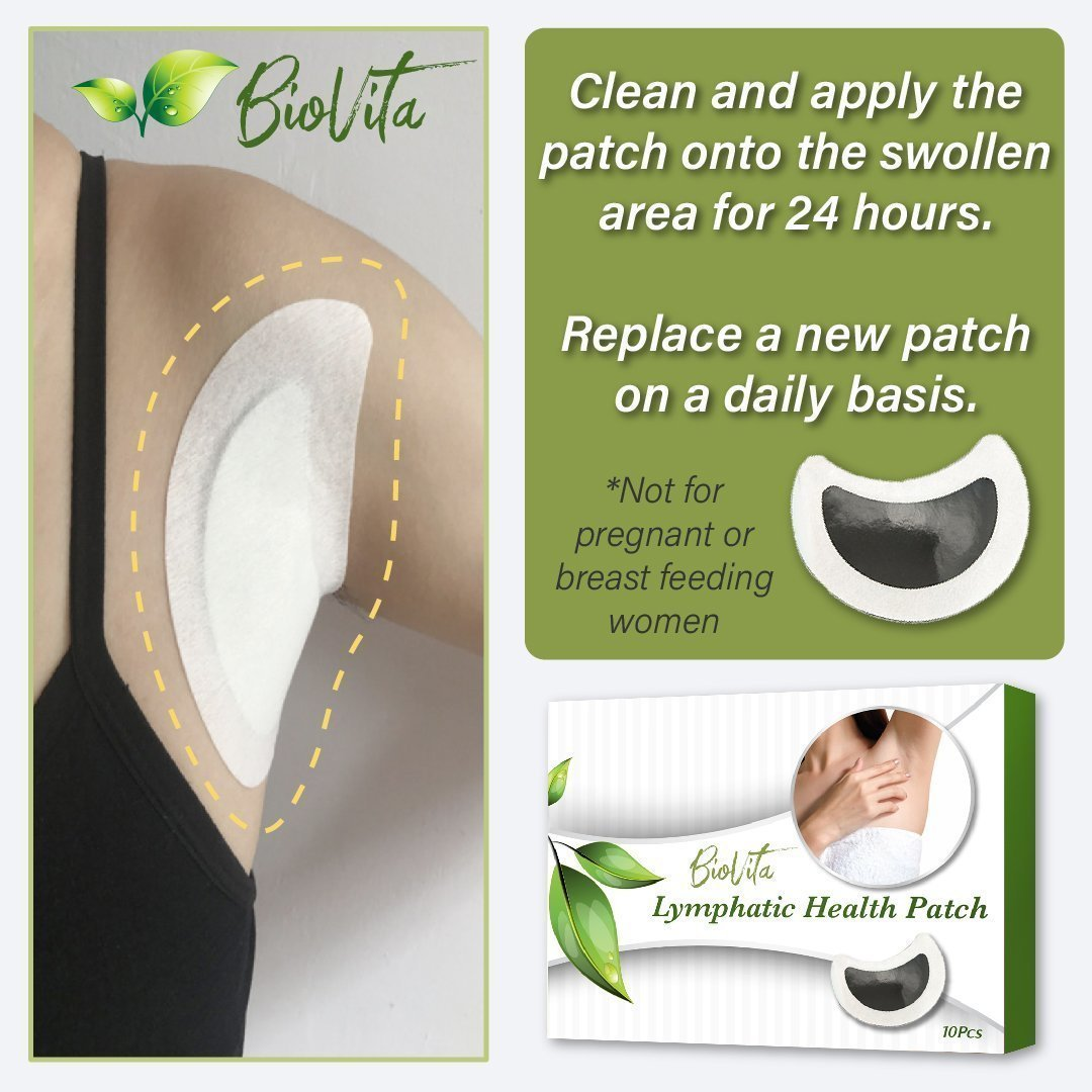 Biolita Lymphatic Care Patch (5/10/20 pcs)
