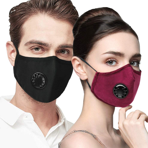 Reusable Filter Mask - For Excellent Breathability & Extra Comfort - 50% OFF