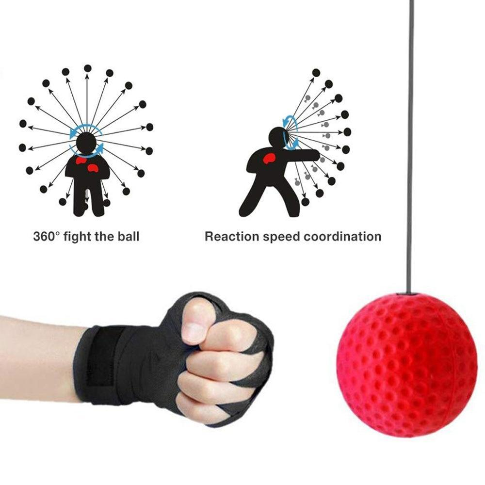 NEW ActivPulse™ Boxing Reflex Ball - planetshopper.net