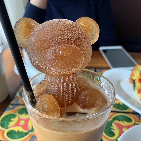 Teddy Bear Mold