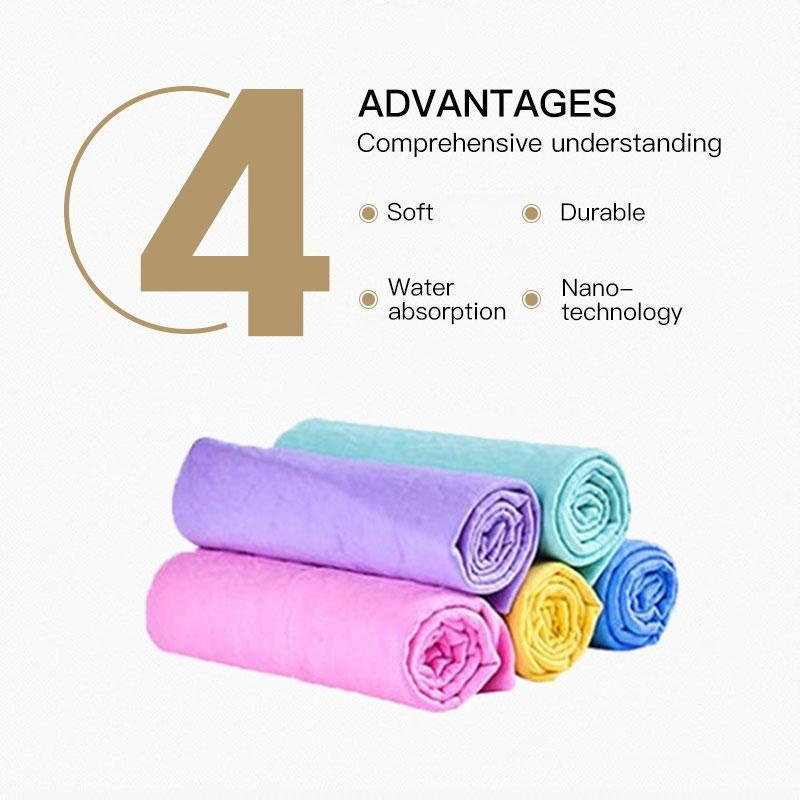 Multi-Purpose Shammy Cleaning Towel - planetshopper.net