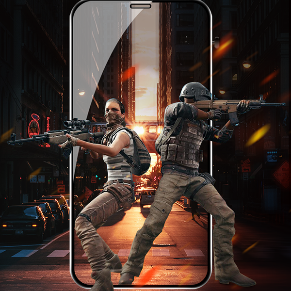 3D Mobile Game Helper Screen Protector - planetshopper.net