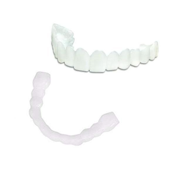 Easy Snap-On Dentures