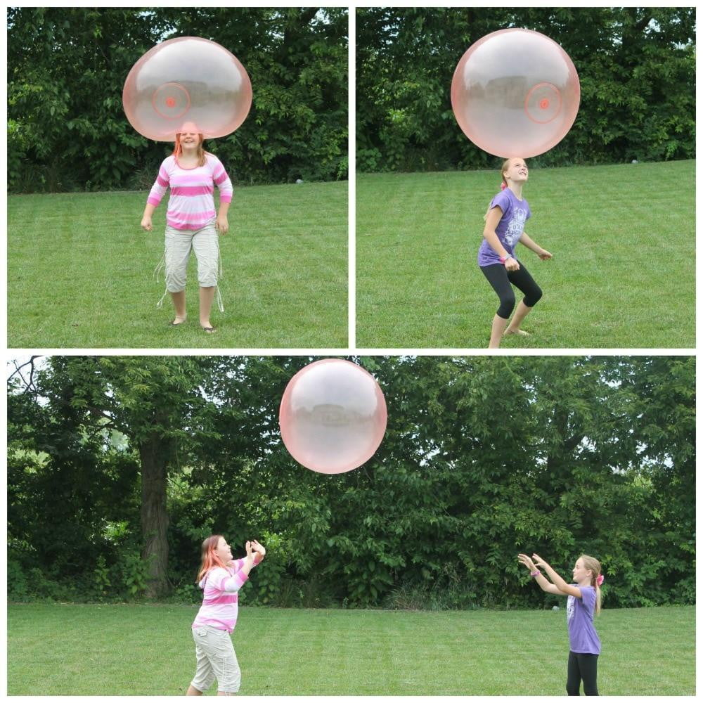 NEW Amazing Giant Bubble Ball - planetshopper.net