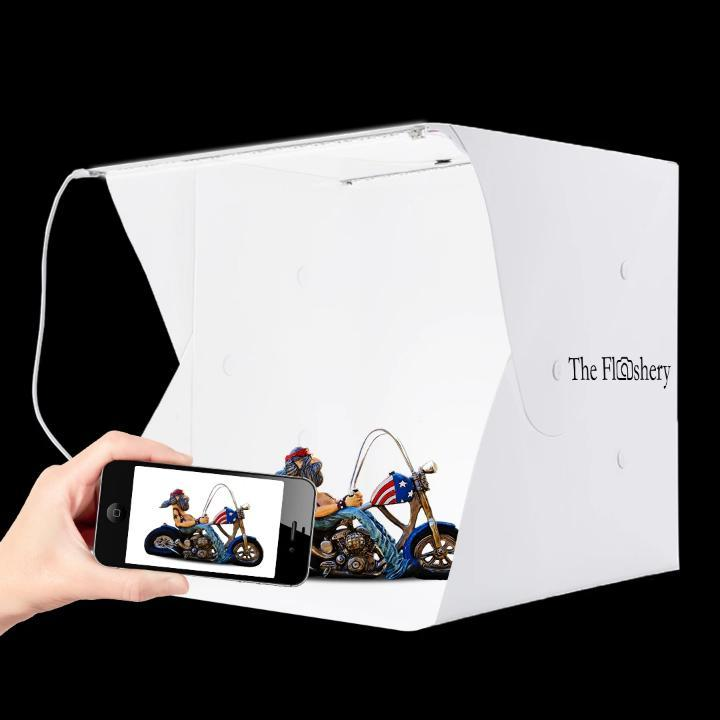 Flash Photo Box