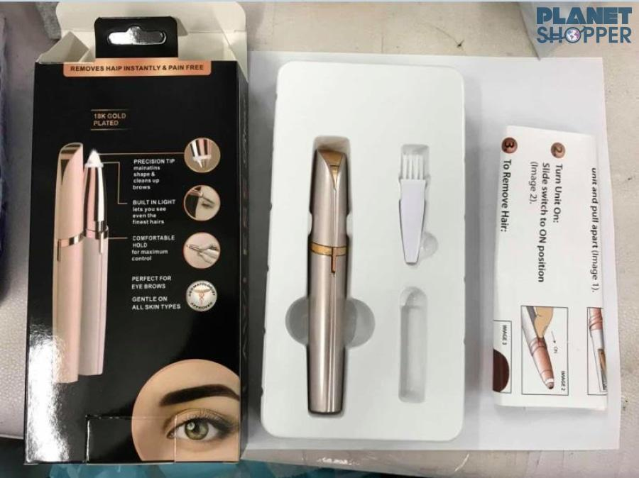 NEW Flawless Instant Hair Remover - planetshopper.net