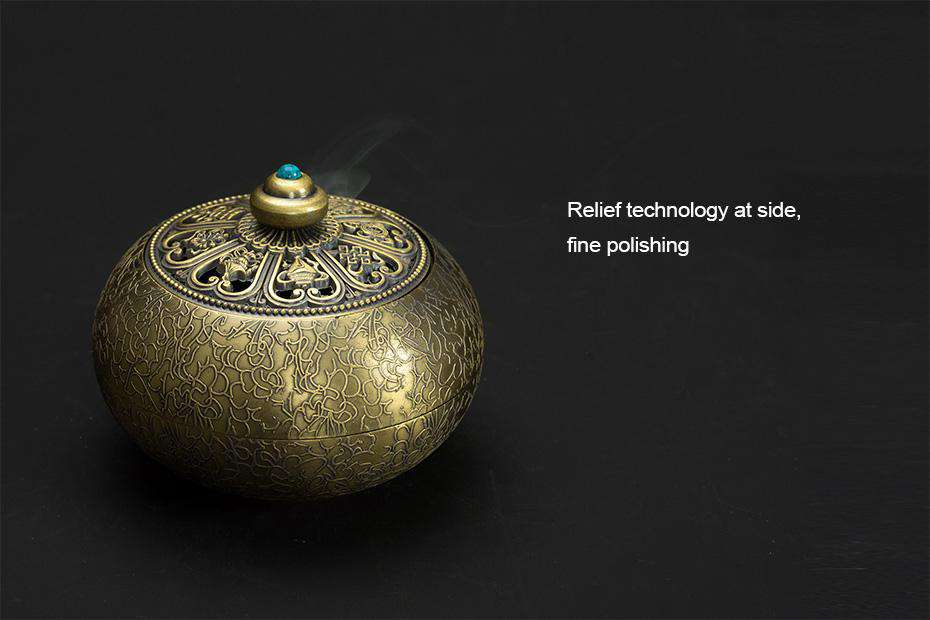 Nepalese incense burners