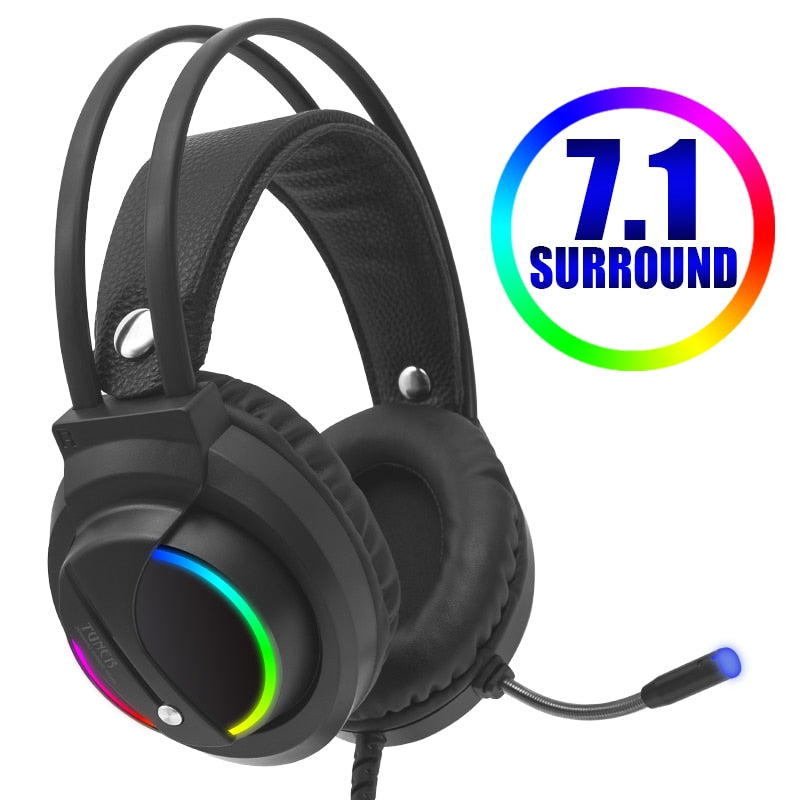 DeepCloud Immersive Gaming Headset