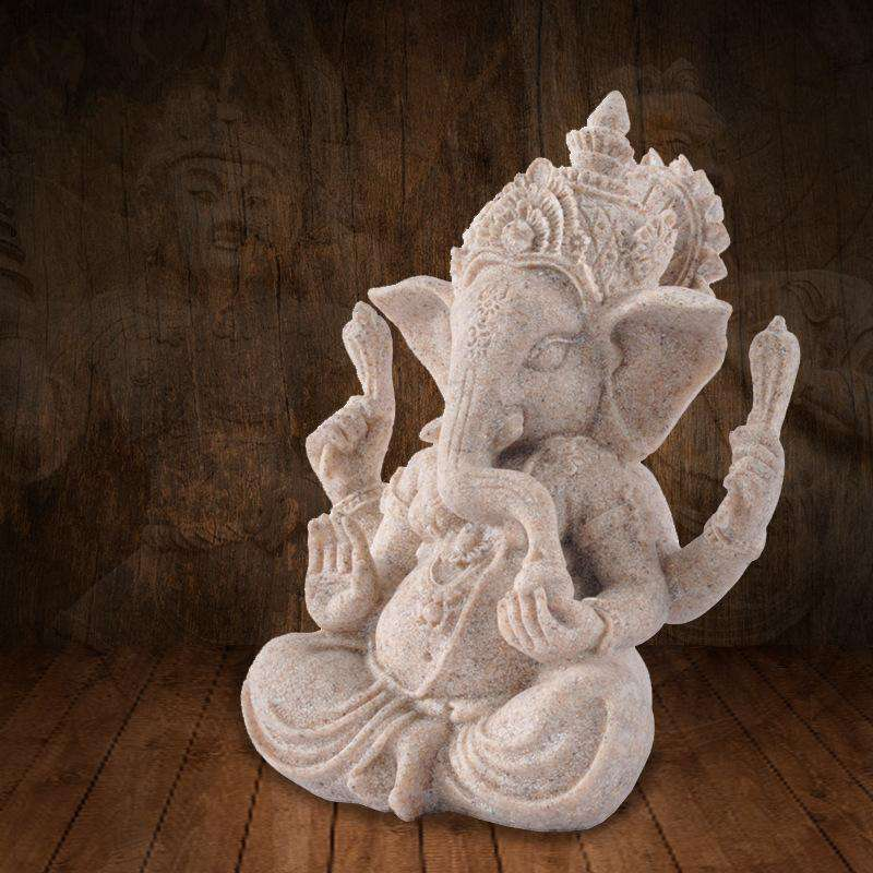 Indian statuette of Ganesha