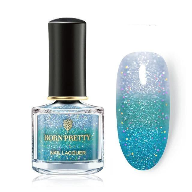 Thermal Color Changing Nail Polish