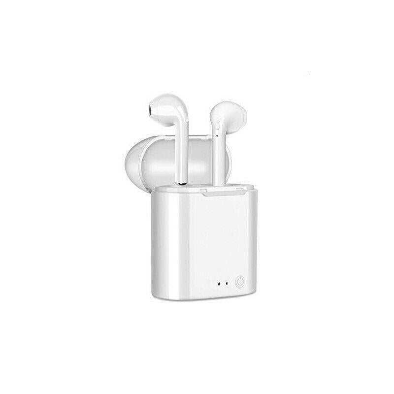 NEW Wireless Headphones Earbuds For iPhone Android - planetshopper.net