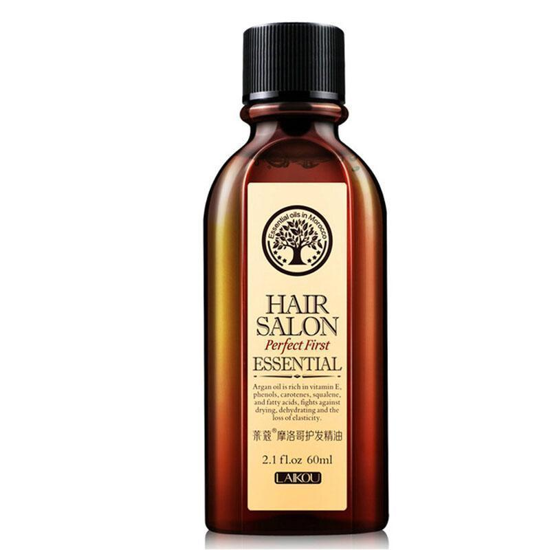 SARASOLA™ Argan Oil for Hair 60ml - 100% Moroccan Argan Hair Oil