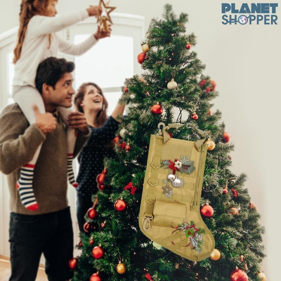 Tactical Christmas Stocking - planetshopper.net