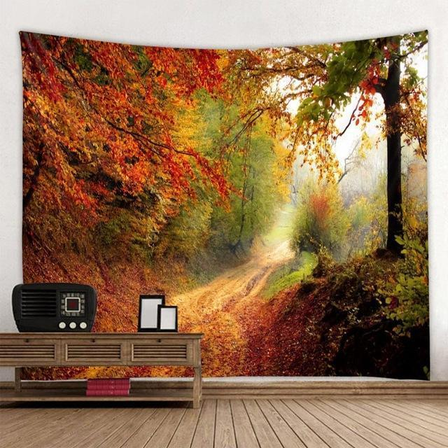 Natural Forest Tapestry