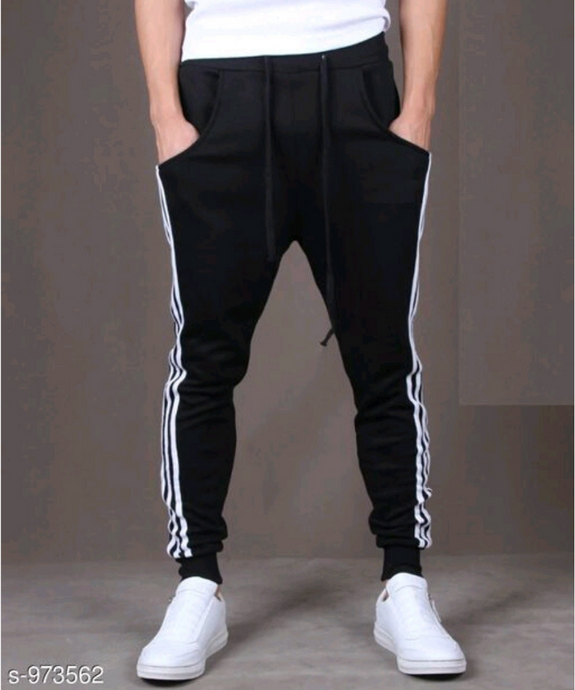 Men's Casual Solid Track Pants