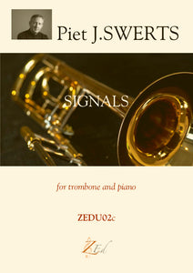 ZE-Digital SIGNALS trombone and piano