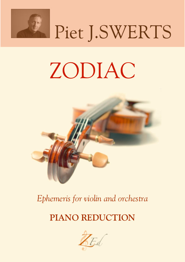 ZEDU04 ZODIAC violin and orchestra (piano reduction)