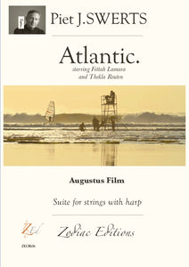 ZE-Digital ATLANTIC. Suite for strings with harp (study score)