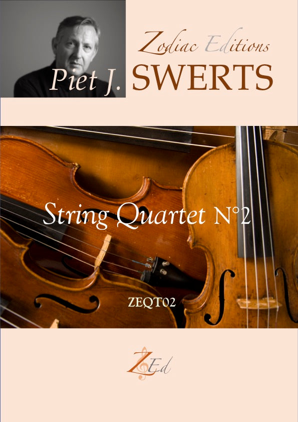 ZE-Digital STRING QUARTET N°2 (1997-1998)(Full Set)