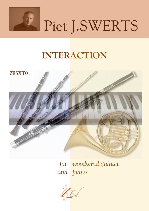ZE-Digital INTERACTION - woodwind and piano (full set)