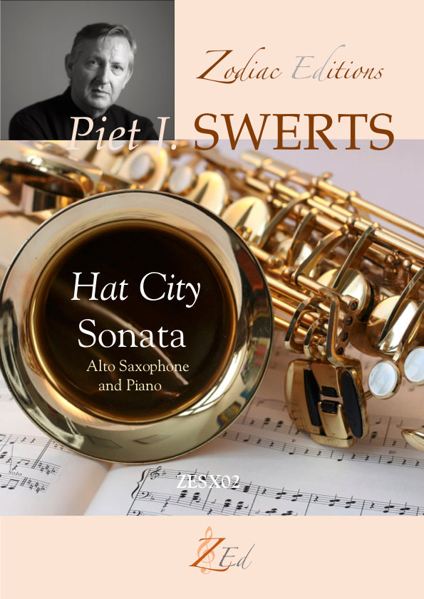 ZESX02 HAT CITY SONATA