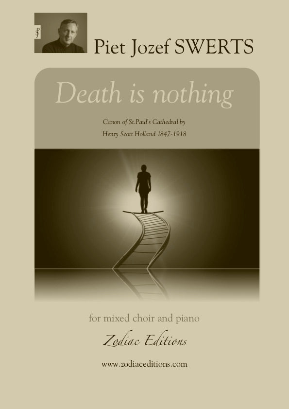 ZE-Digital DEATH IS NOTHING mixed choir and piano