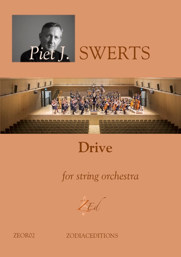 ZE-Digital DRIVE for string orchestra (study score)