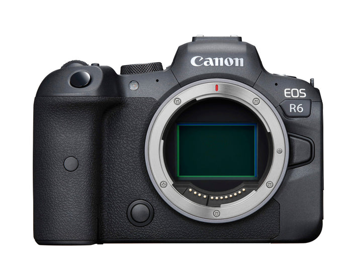 Canon takes on Sony's A7 series with the full-frame EOS R6 camera